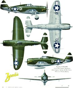 Republic P47D-20RE