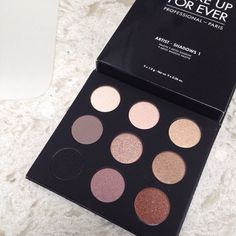 Makeup Forever. Gorgeous eyeshadow palette for fall.