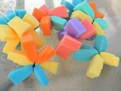 Star sponges