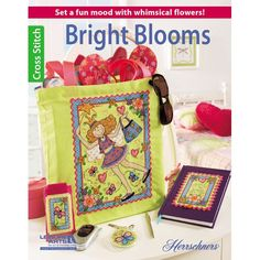 Bright Blooms - Sewing