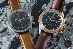 Speedy Tuesday   Omega Speedmaster 57   Three Different Versions From 1957 to 2013