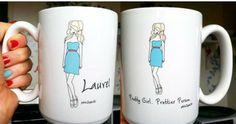 Favorite Collection from philoSophie's (pretty girl. prettier person) turned into a custom illustration. :: www.shopSophies.com