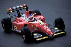 Alesi Ferrari