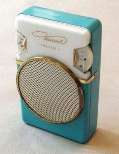 Transistor radio...