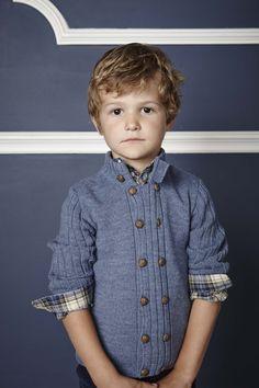 La Coqueta - Boys AW14 collection Spanish Baby Clothes 6a61e9069