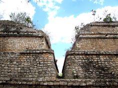 Ek Balam Mayan ruins > http://ourtravelsaroundtheworld.com/exploring-yucatan-from-valladolid-gallery-2/