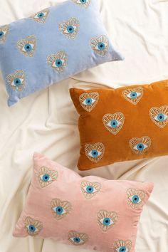Rectangular Cushion in Velvet (35x45 cm) Denov