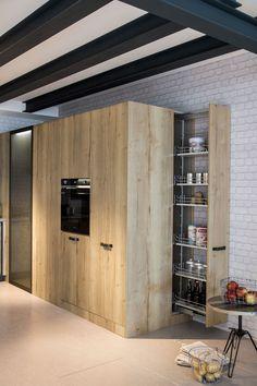 realizzazione cucina moderna Loft