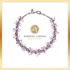 Crystal Quartz, Pink Topaz, Rubies and Sterling Silver by deborah-i on Polyvore