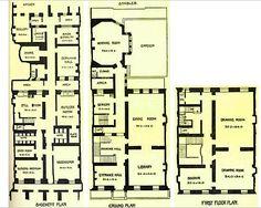 Peak Inside the Typical Regency Era Townhouse Georgian Terrace, Georgian Townhouse, London Townhouse, Georgian House, Georgian Era, The Plan, How To Plan, Regency House, Regency Era