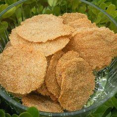 My Top 5 Favourite Grain Free Cracker/Crisp Recipes