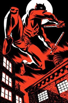 Daredevil by Michael Cho.