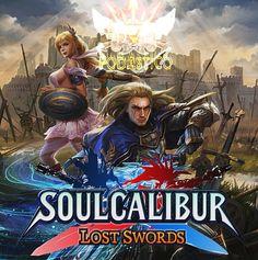 Soul Calibur Lost Swords - Jogos Gratuitos (+playlist)