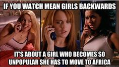 Mean girls....