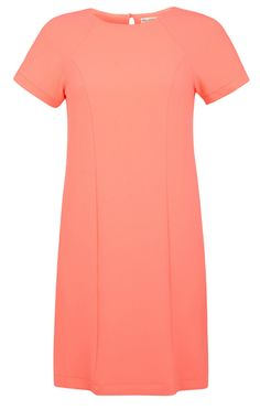 GET IT BEORE IT GOES... Coral Plain T-Shirt Dress from Miss Selfridge, was £39 now £25 available from Oldrids Boston... whilst stocks last www.oldrids.co.uk