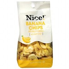 Snack - Nice! Banana Chips