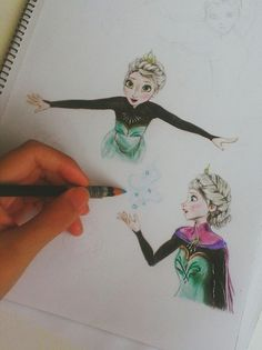 Let It Go by thegreatperhapss.deviantart.com on @deviantART