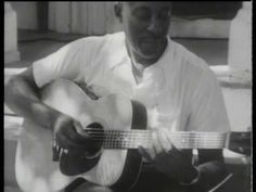 Big Bill Broonzy 1957, He really helped define Chicago Blues in the early part of last century. Reinventing himself musically, he always seemed to challenge himself. Here is a sample of his folk blues. This is real back to basics stuff. Love it.