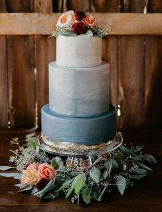 wedding cakes blue Top 5 Breath-Taking Blue Wedding Ideas to Brighten Your Day--fantasy slate blue and red wedding colors, wedding cakes , wedding centerpieces, wedding decorations, dotted wedding invitations Wedding Reception Ideas, Fall Wedding, Wedding Planning, Rustic Wedding, Elegant Wedding, Red Wedding, Rustic Beach Weddings, Ombre Wedding Dress, Wedding Venues