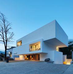 Hotel Pupp / Bergmeister Wolf Architekten