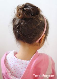 50 Toddler Girl Hairstyles | Cute Hairstyles For School