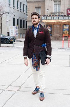 Toronto street style