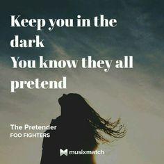 The pretender foo fighters