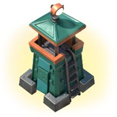 Sniper Tower - Level 18