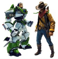 Woody and Buzz Lightyear 2.0