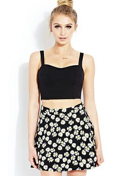 Sweetheart Crop Top #Forever21