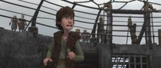 This is the look Hiccup makes when he hears his fangirls calling him. -Previous pinner. XDXD Love it!
