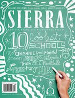 """UNH continues to be on the Sierra Club """"Cool Schools"""" list."""