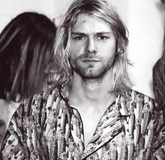 Kurt cobain <3.    I love this  man! !