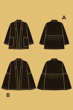 Nénuphar Jacket
