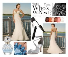 Romantische Brautkleider by johnnymuller on Polyvore featuring NYX, Lancôme and…