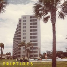 #Triptides - Sun Pavilion. Released on CD/Digital on 19th November 2012 via Stroll On / 360