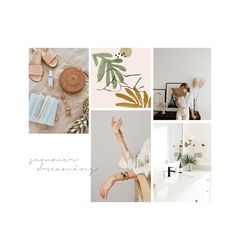 Designed By Stella is a boutique graphic design agency. We offer branding and web design services to businesses big and small. Mood Board Inspiration, Graphic Design Inspiration, Fashion Inspiration, Beach Vibes, Summer Vibes, Style Board, Branding Design, Logo Design, Web Design Services