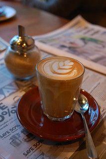 Cafe Latte | Brother Baba Budan, Melbourne, Victoria, Austra… | Natalie Townsend | Flickr. #coffee #coffeenearme #pourovercoffee #cappuccino #espresso #bulletproofcoffee #frenchpress #nespressopods #starbucksdrinks #starbuckscups #coffeebeans #coffeeshops #coffeelove Coffee And Books, I Love Coffee, Best Coffee, Coffee Break, Morning Coffee, Chocolates, Coffee Drinks, Coffee Cups, Coffee Coffee