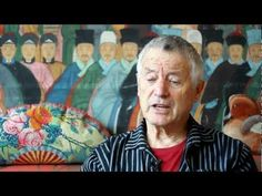 Kaffe Fassett - Colour and His Home. video