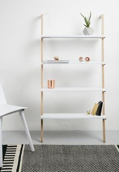 Few things say you've got the hang of this adulting thing quite like a shelf. Multifunctional Furniture, Modern Furniture, A Shelf, Shelves, Live Your Home, Hertex Fabrics, Retro Sideboard, Rugs And Mats, Scatter Cushions