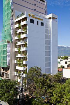 Gallery - Hotel Golden Holiday in Nha Trang / Trinhvieta-Architects - 14