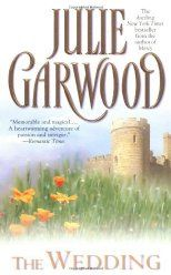 Lairds' Fiancees by Julie Garwood.  My first introduction to Highlander men.  LOVE