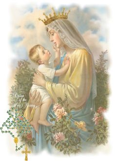 Queen of Heaven and earth and eternal Mother of God