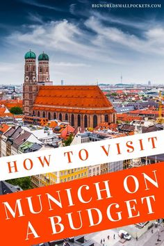 Travellers on a budget love Munich because there is so much to enjoy here, even with small pockets! Here's my full travel guide to the city...   #travelgermany #munichtravel #budgettravel #traveleurope Travel Europe, Germany Travel, Budget Travel, Travel Guide, Travel Destinations, Travel Around The World, Around The Worlds, Park In New York, Countries To Visit
