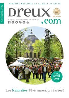 Mensuel d'information de la Ville de Dreux - N° 160 - Avril 2016 - www.dreux.com