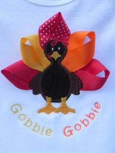 Ribbon Turkey for bear