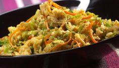 Gebratener Gemüsereis mit Ei - ein delikates MAGGI Rezept aus der Kategorie Eier & Milchprodukte. Einfach und schnell mit MAGGI Kochstudio.