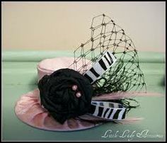 mini alice in wonderland hats - Google Search