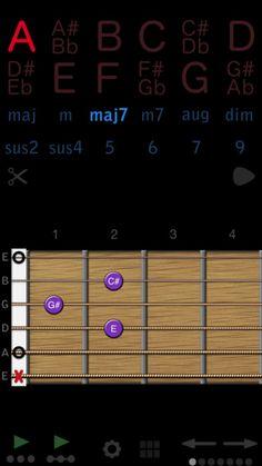 Guitar Chords Music Utilities iPhone App *** $0.99 -> FREE...: Guitar Chords Music Utilities iPhone App ***… #iphone #Music #Utilities