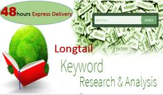 do  indepth Keyword research within 48 hours